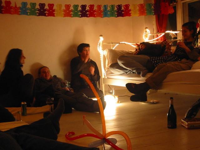 Домашняя вечеринка